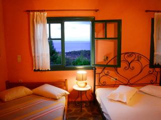 Sweet Studio with Amazing Sea View - Vasilikos vacation rentals