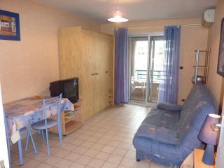 Beau studio 75m plage balcon et climatisation APP5 - Nice vacation rentals