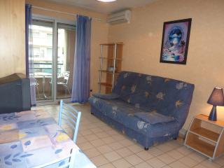 Coquet studio 75m plage Climatisation APP5 - Nice vacation rentals