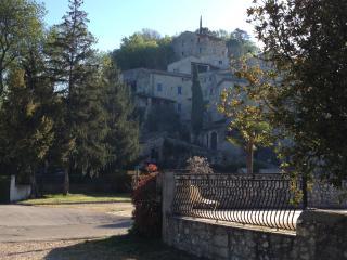 Steinhaus aus dem 14. Jahrhundert - Saint-Privat-de-Champclos vacation rentals