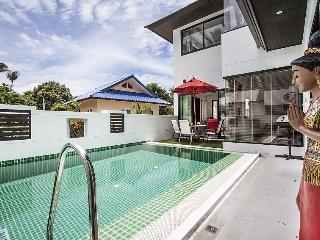 3-Bed Pool Villa 1km to Idyllic Baan Tai Beach #12 - Mae Nam vacation rentals