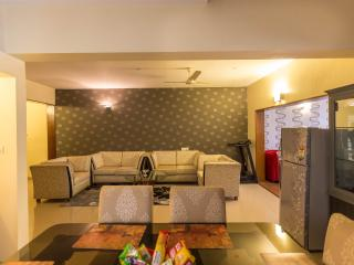 Service Apartment with Car n Driver - Bangalore vacation rentals