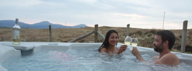 Peace, Vast space, Stunning Views with a Hot Tub - Struan vacation rentals