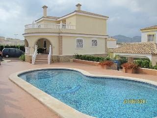 5 Bedroom house with private pool - Monforte del Cid vacation rentals