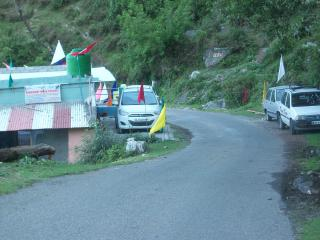Beautiful Guest house with Satellite Or Cable TV and Parking - Gobind Ghat vacation rentals