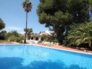 Finca Raiz - modern, well-equipped villa with private pool in Moraira - La Llobella vacation rentals