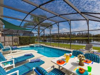 Luxury Lake Berkley 10min Disney gym-wifi-sat nav - Kissimmee vacation rentals