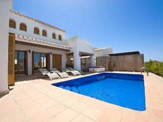 South facing front line golf villa - Banos y Mendigo vacation rentals