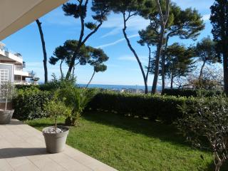 Appt 2 pièces avec  terrasse et jardin Piscine - Antibes vacation rentals