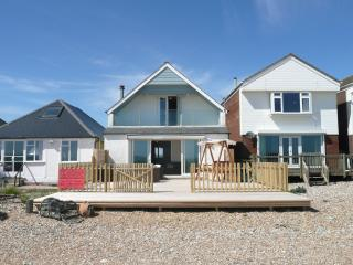 ***NEW LISTING*** Beachfront Home on Pevensey Bay - Eastbourne vacation rentals