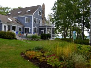 Spectacular Oceanfront Home w/ Private Cove, Dock - Freeport vacation rentals