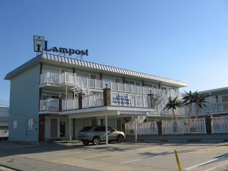 1 bedroom Apartment with A/C in North Wildwood - North Wildwood vacation rentals