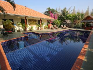 Resort type pool home near beautiful beach - Pran Buri vacation rentals