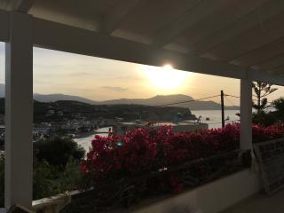 Almyrida apartment 6 pers100m de la plage, vue mer - Almyrida vacation rentals