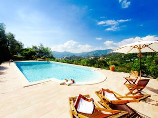 ADAMO 2BR-pool terrace view Zoagli by KlabHouse - Zoagli vacation rentals