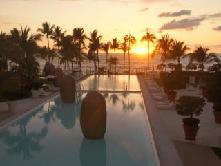 Icon Vallarta: Stylish 2 Bedroom Beachfront Corner - Quimixto vacation rentals
