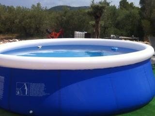 Cabin Tivissa: for 6 people with splash pool! - El Perello vacation rentals