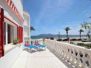 161342 Apartment with sea views and large terrace! - Port de Pollenca vacation rentals