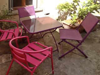 Parisian flat w/ furnished terrace - Paris vacation rentals