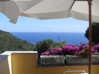 Attico con vista mare con piscina e parco - Campo nell'Elba vacation rentals