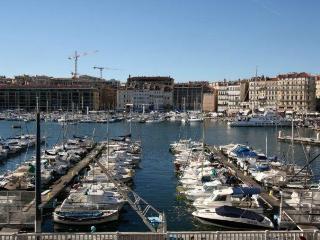 Vue sublime sur le Vieux Port - Marseille vacation rentals