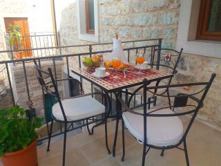 Dalmatian stone house Jelsa - Hvar Ap1 - Jelsa vacation rentals