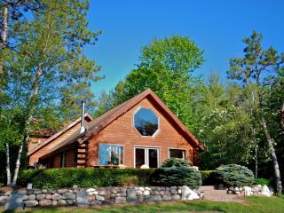 Serenity At Its Best! Private Lakefront Cabin! - Cheboygan County vacation rentals