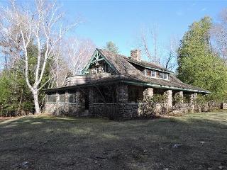 Storybook Winnipesaukee Waterfront Stone Cottage - Meredith vacation rentals