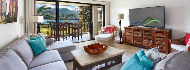1 bedroom Apartment with Internet Access in Princeville - Princeville vacation rentals