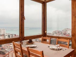 Penthouse in Cihangir, Taksim - Istanbul vacation rentals