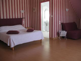 chambre d'hôtes dans un lieu dit tranquille - Roz-Landrieux vacation rentals