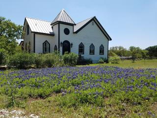 Chapel Home... A Church Resurrected - Wimberley vacation rentals