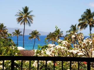 Wailea Ehaki 20F - 2min Walk to Beach, Ocean Views - Wailea vacation rentals
