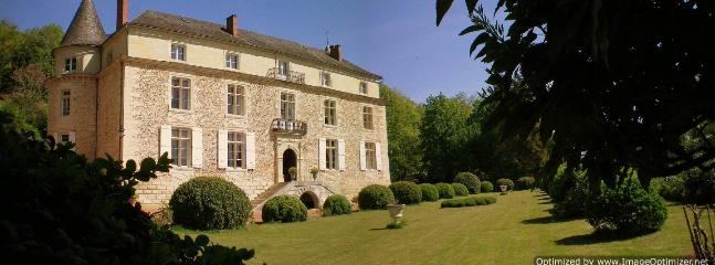 Chateau Sainte Aulaire vacation holiday villa chateau rental france, dordogne, perigueux, vacation holiday villa chateau to rent france, dordog - Image 1 - Annesse-et-Beaulieu - rentals