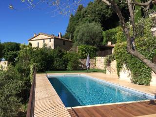 Grasse Gem Villa in Grasse to Rent, Riviera villa to let, French Riviera Villa - Grasse vacation rentals
