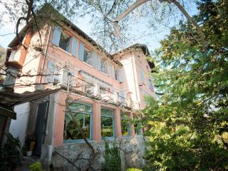 Villa Bella Rosa holiday vacation villa rental italy, italian lakes, lake como, lombardy, large villa, lakeside, on lake como, wi-fi, air - Laglio vacation rentals