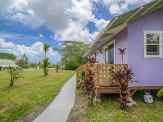 Puna Rainforest Retreat-Lavender Orchid Cottage - Pahoa vacation rentals