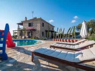 Beautiful Stone Villa in olive groves near the sea - Kalo Nero vacation rentals
