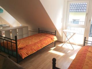 Apartment Ochsenfurt 36qm Balcony WiFi - Ochsenfurt vacation rentals