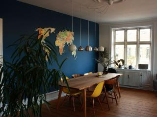 Large charming Copenhagen corner apartment near City - Copenhagen vacation rentals