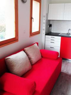 Red passion for relax, sun and sea - Novigrad vacation rentals