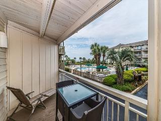 Breakers 132, 1 Bedroom, Ocean View, Large Pool, Sleeps 6 - Hilton Head vacation rentals