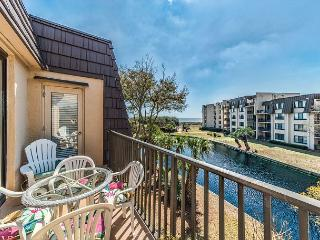 Island Club 6306, 2 Bedrooms, Ocean View, Large Pool, Sleeps 4 - Hilton Head vacation rentals