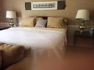 Breezeway Studio Manor near Tybee Island King bed - Savannah vacation rentals