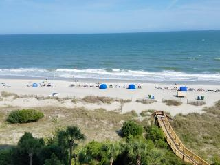 Fantastic rate on your oceanfront vacation - Myrtle Beach vacation rentals