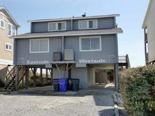 Nice House with Deck and A/C - Holden Beach vacation rentals