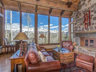 Beautiful Ski Ranches home with private hot tub and breathtaking views - Canyon View Retreat - Telluride vacation rentals