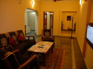 2 BHK (Bed Room) Comfort Apartment in the Heart of  Pondicherry City - Pondicherry vacation rentals