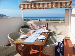 AZ01- 2 Bed Duplex Apartment, Sea Views, San Gines - La Azohia vacation rentals