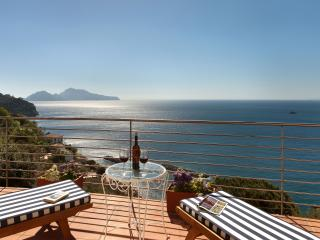 Villa with amazing sea view in Sorrento Coast - Sorrento vacation rentals
